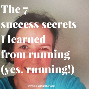 The 7 success secrets I learned from running