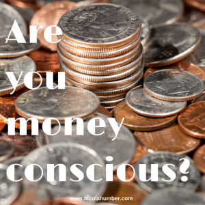 Are you money conscious_