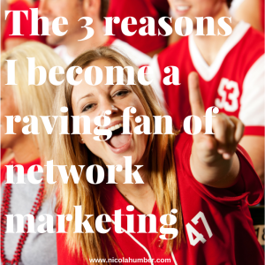 The 3 reasons I become a raving fan of network